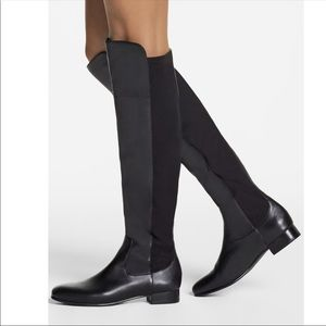 LOUISE ET CIE ANDORA OVER THE KNEE BOOTS